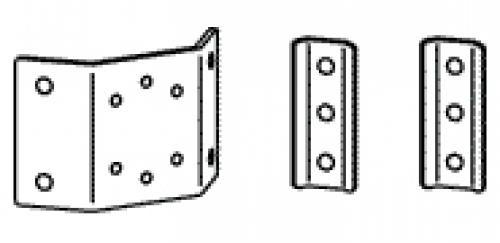 Ergotron T-Slot Bracket Kit cod. 60-587-207