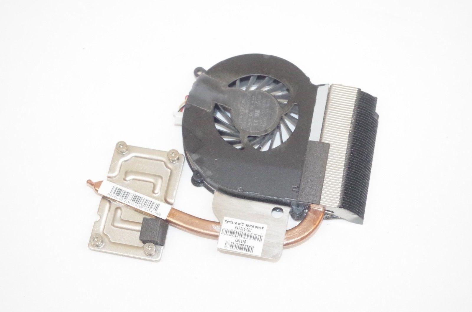 HP 647316-001 ventola per PC Processore Refrigeratore cod. 647316-001