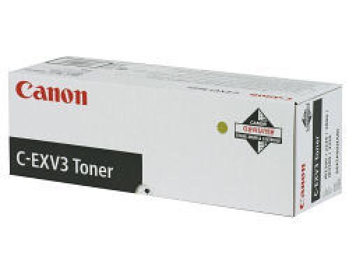 Canon C-EXV3 Toner Original Nero cod. 6647A002