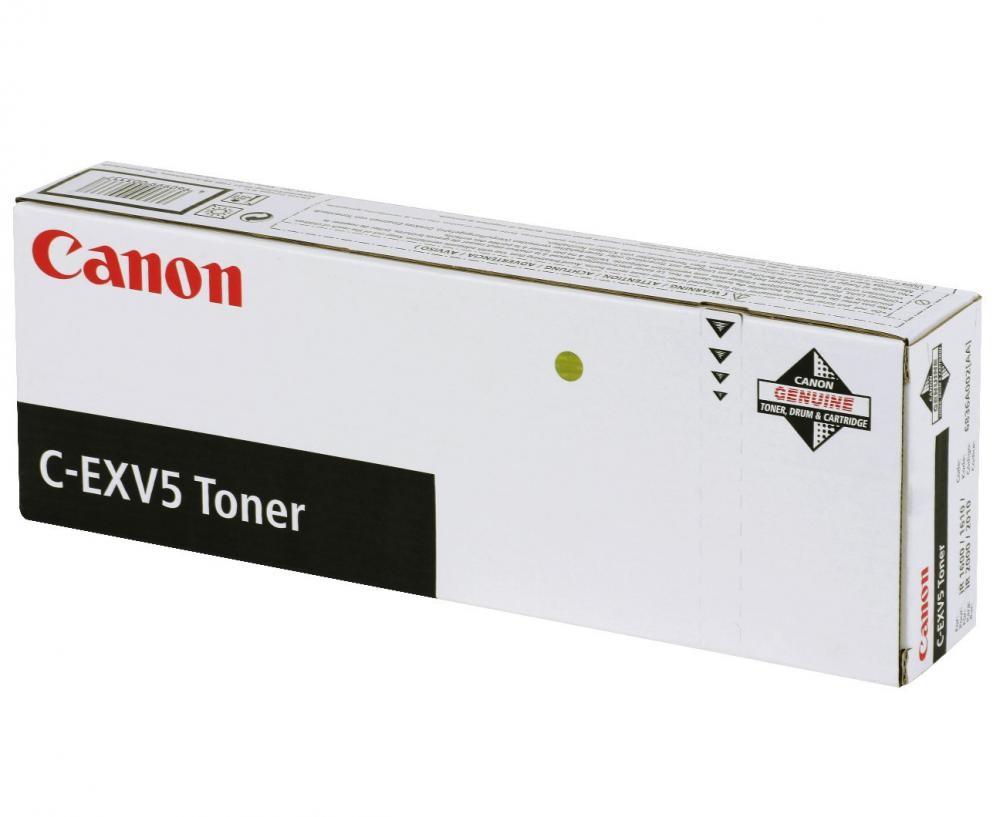 Canon C-EXV5 Original Nero 2 pezzo(i) cod. 6836A002