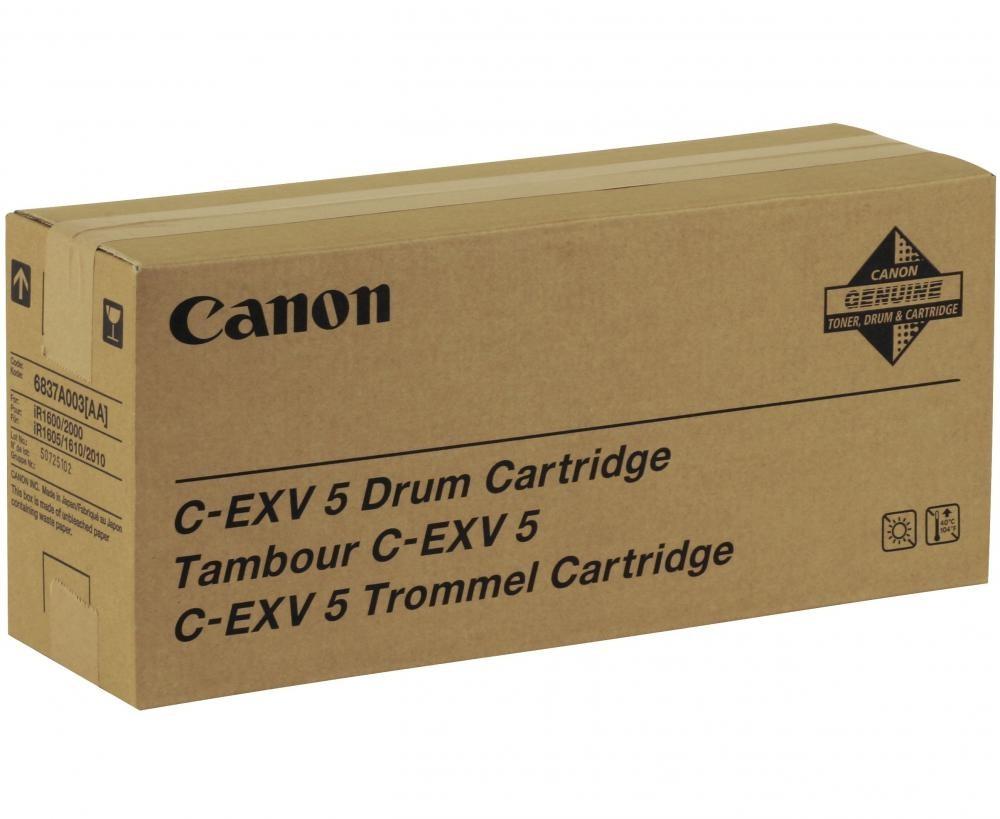 Canon C-EXV5 Drum Unit tamburo per stampante Original cod. 6837A003