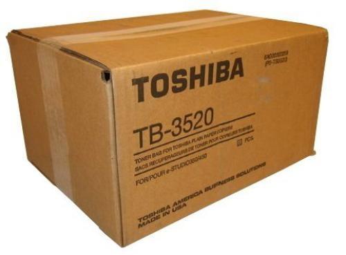 Toshiba TB-3520 raccoglitori toner cod. 6BC02231550