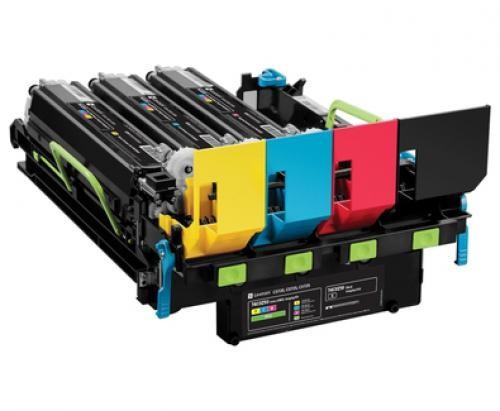 Lexmark CS72x, CX725 fotoconduttore e unità tamburo Nero, Ciano, Magenta, Giallo 150000 pagine cod. 74C0Z50