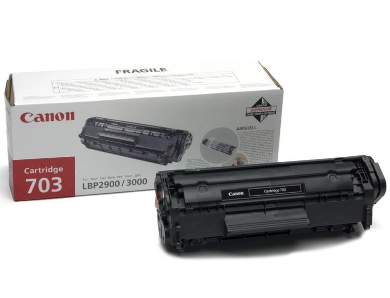 Canon 703 Original Nero 1 pezzo(i) cod. 7616A005
