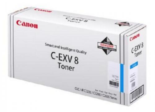 Canon C-EXV8 Original Ciano cod. 7628A002