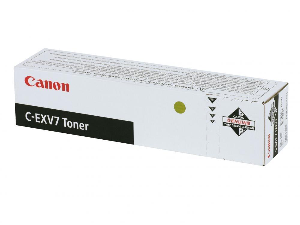 Canon C-EXV7 Original Nero 1 pezzo(i) cod. 7814A002