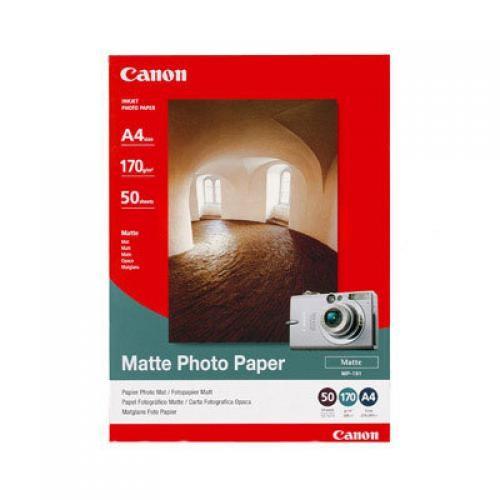 Canon MP-101 carta fotografica cod. 7981A005