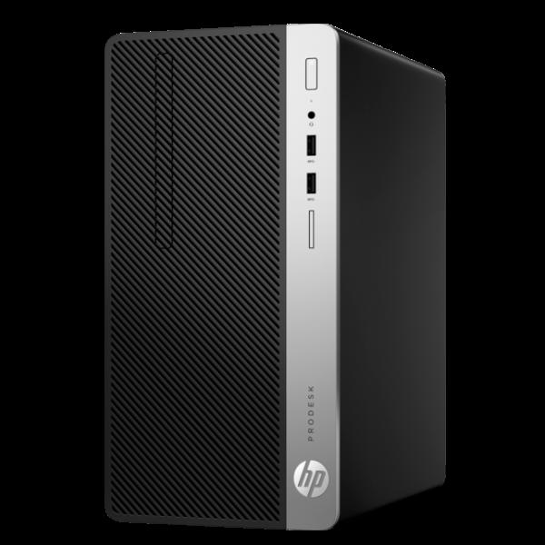 HP ProDesk 400 G6 Intel® Core™ i5 di ottava generazione i5-8500 8 GB DDR4-SDRAM 512 GB SSD Micro Tower Nero, Argento PC Windows 10 Pro cod. 7PH80EA