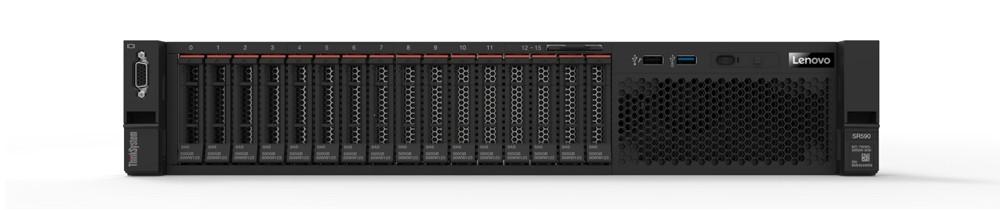 Lenovo ThinkSystem SR590 server 2,1 GHz Intel® Xeon® 4110 Armadio (2U) 750 W cod. 7X99A03PEA