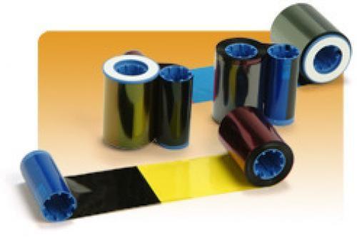 Zebra Monochrome Resin Ribbon nastro per stampante 1000 pagine cod. 800015-106
