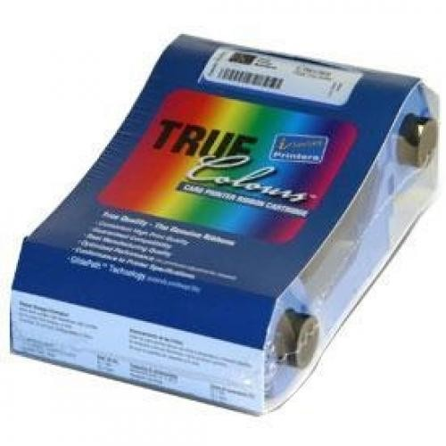 Zebra TrueColours® Resin - silver - f P310f nastro per stampante 1000 pagine cod. 800015-107
