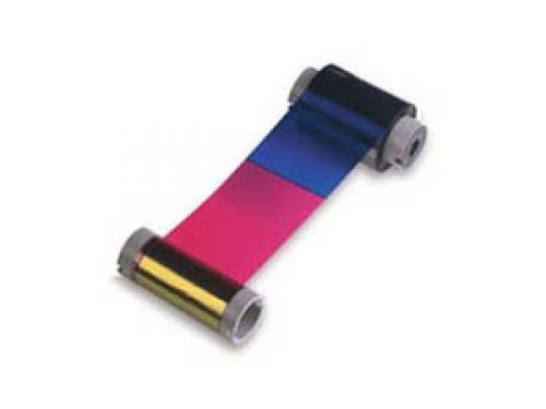 Zebra Color Ribbon Ymcko 5PANEL nastro per stampante 350 pagine cod. 800015-340