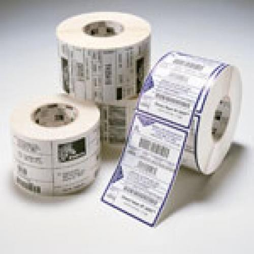 Zebra 12-Pack Label DT 4X6 475/ROLL PE DQP 3000 Bianco cod. 800264-605