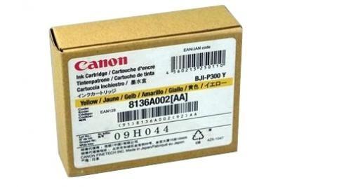 Canon BJI-P300Y Original Giallo cod. 8136A002