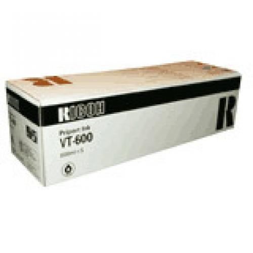 Ricoh Ink 600cc Black Original Nero Multipack cod. 817101