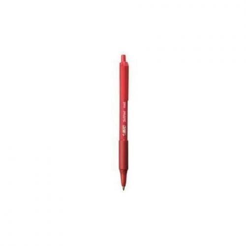 BIC 837399 penna a sfera Rosso Clip-on retractable ballpoint pen 12 pezzo(i) cod. 837399