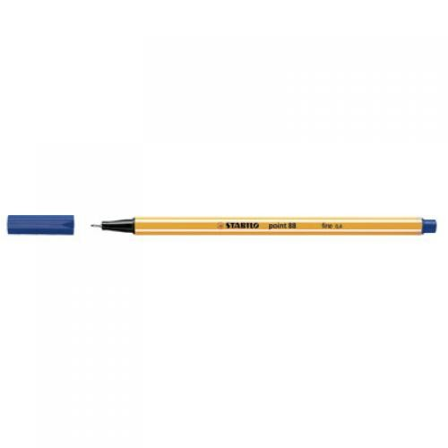 STABILO Point 88 penna tecnica Blu 10 pezzo(i) cod. 88/41