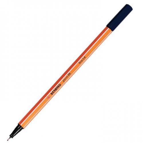STABILO Point 88 penna tecnica Nero 10 pezzo(i) cod. 88/46