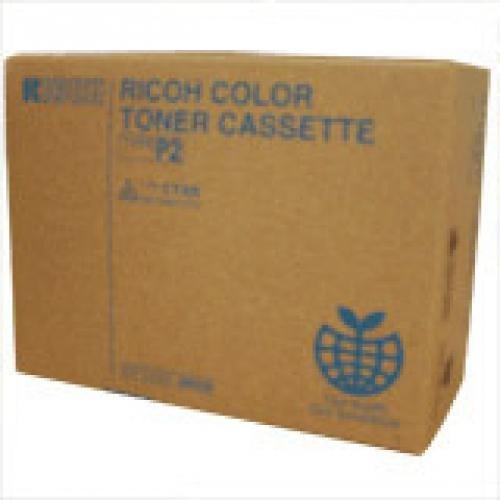 Ricoh Toner P2 Cyan Original Ciano cod. 885485