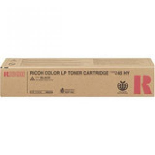 Ricoh Black toner cassette Type 245 (HY) Original Nero 1 pezzo(i) cod. 888312