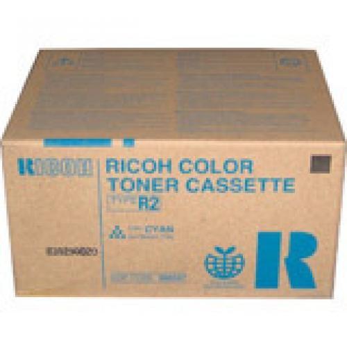 Ricoh Toner Type R2 Cyan Original Ciano cod. 888347