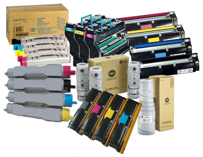 Konica Minolta 8932-4040 Toner Black laser toner & cartridge cod. 8932-4040