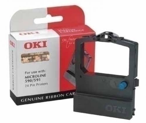 OKI 9002303 nastro per stampante Nero cod. 9002303