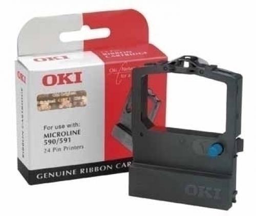 OKI 9002309 nastro per stampante Nero cod. 9002309
