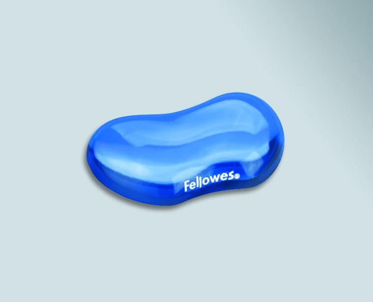 Fellowes 91177-72 poggiapolso Gel Blu cod. 91177-72