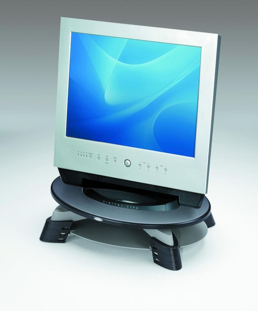 """Fellowes 91450 supporto da tavolo per Tv a schermo piatto 43,2 cm (17"""") Grafite cod. 91450"""
