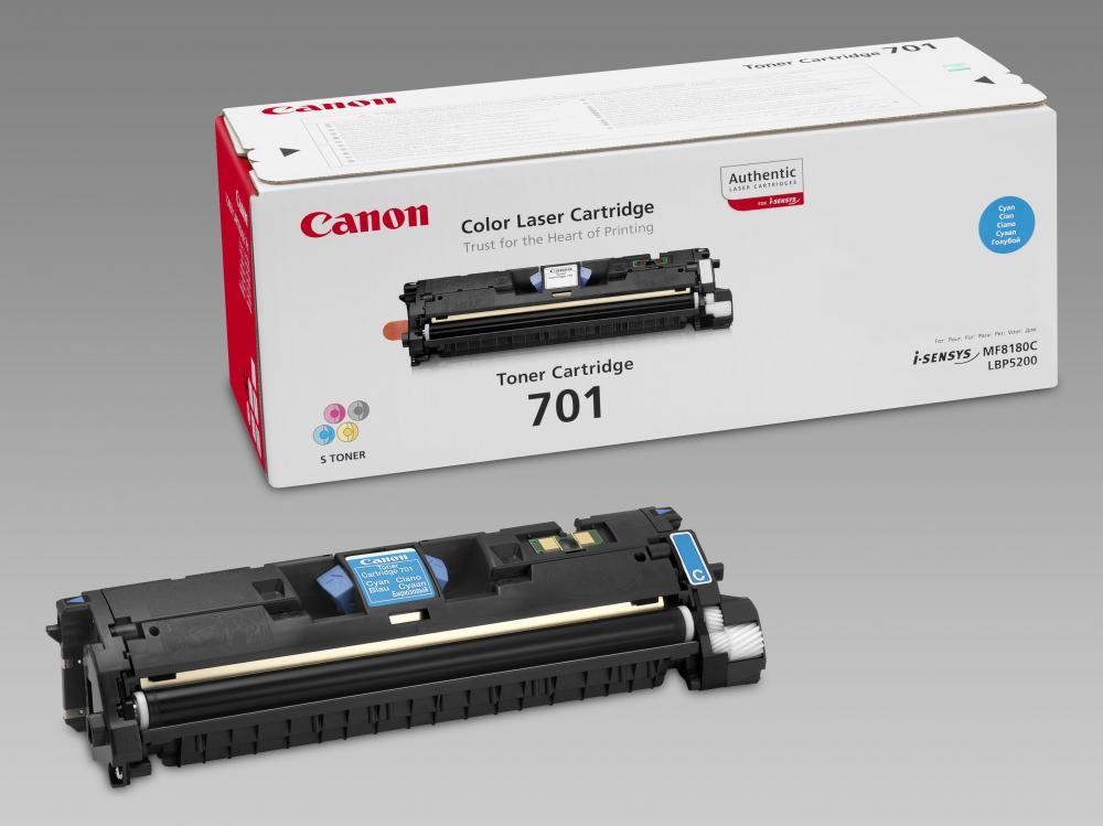 Canon 701 Original Ciano 1 pezzo(i) cod. 9286A003