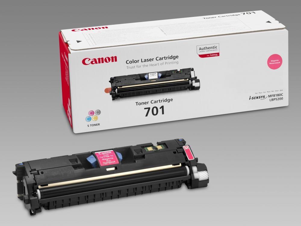 Canon 701L Original Magenta 1 pezzo(i) cod. 9289A003