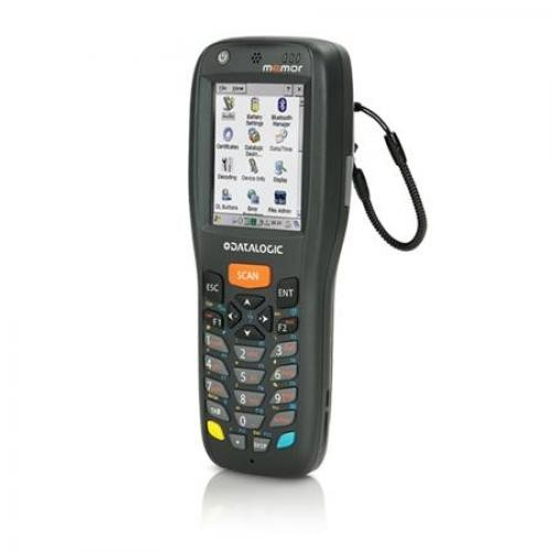 "Datalogic MEMOR X3 computer palmare 6,1 cm (2.4"") 240 x 320 Pixel Touch screen 233 g Nero cod. 944250006"