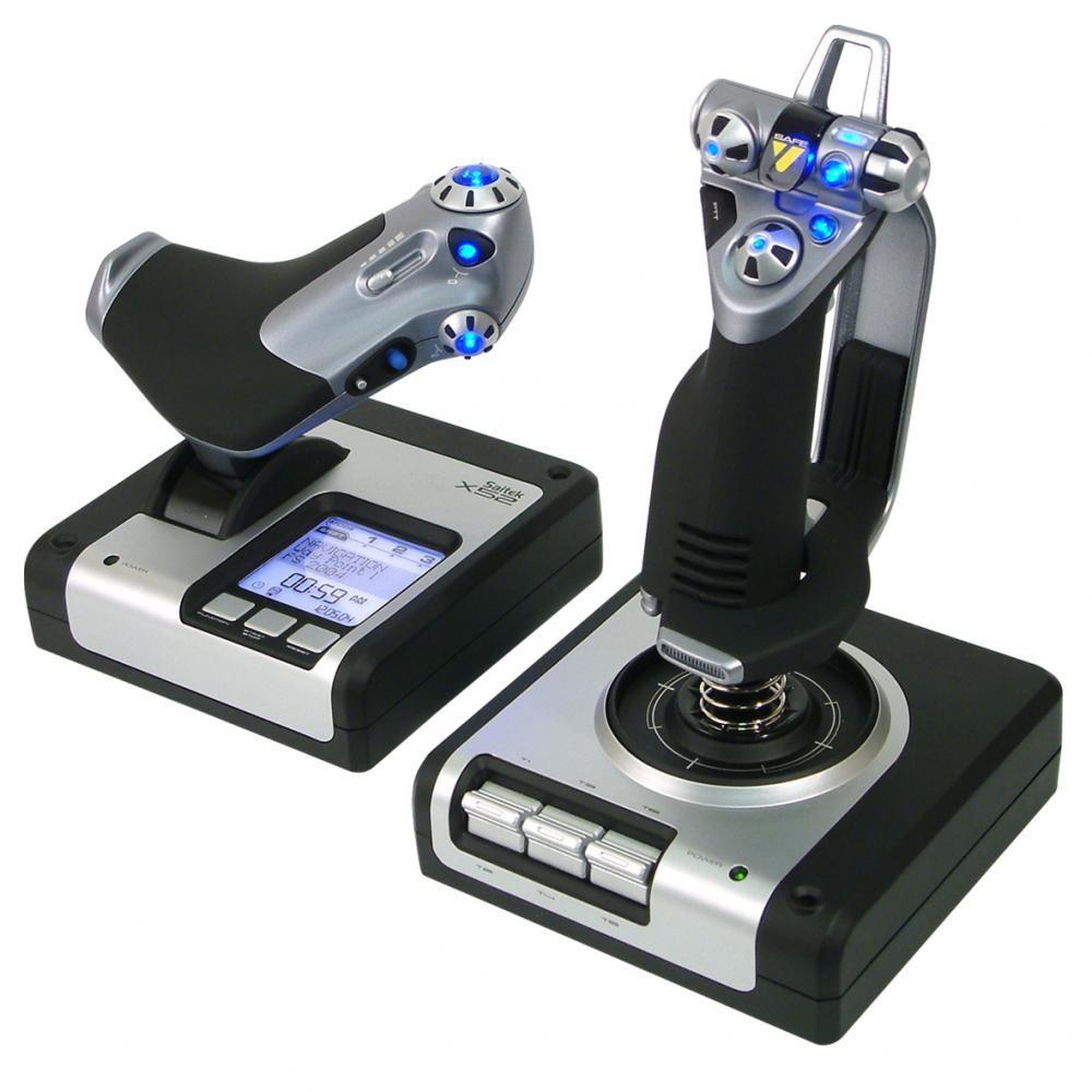 Logitech X52 Flight Control System Joystick cod. 945-000006