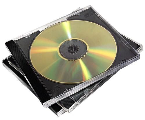 Fellowes 98307 custodia CD/DVD Custodia Jewel 2 dischi Nero, Trasparente cod. 98307