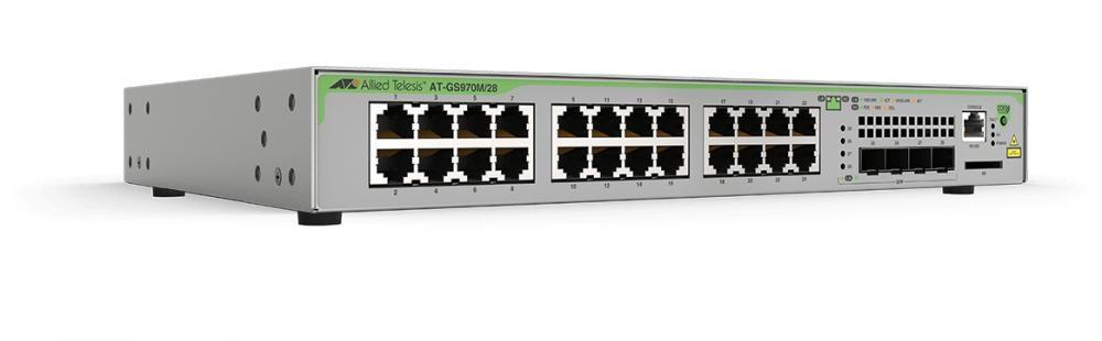 Allied Telesis GS970M - 990-005793-50
