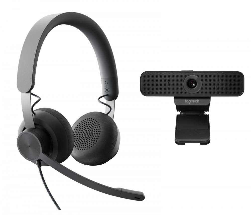 Logitech Wired Personal Video Collaboration - 991-000339