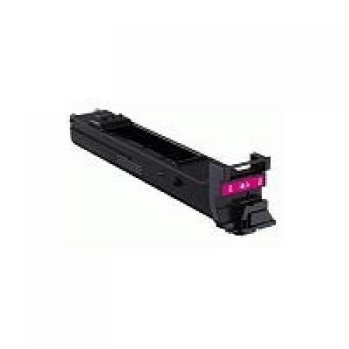 Konica Minolta A0DK352 8000pages magenta laser toner & cartridge cod. A0DK352
