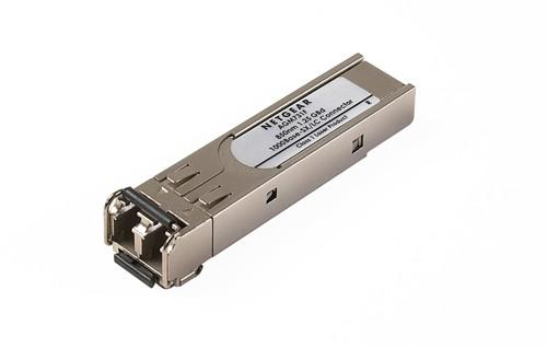 Netgear ProSafeÔäó GBIC Module 1000BASE-SX Fiber SFP - AGM731F