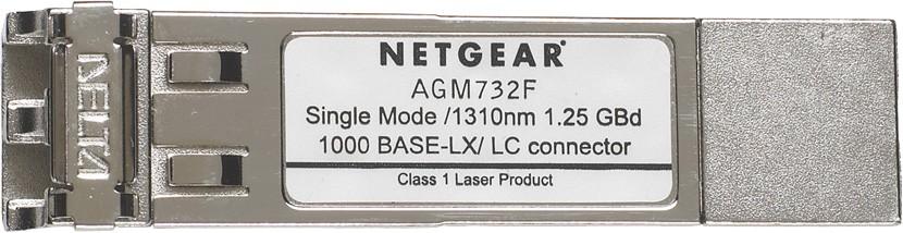 Netgear Fibre Gigabit 1000Base-LX (LC) SFP GBIC Module - AGM732F
