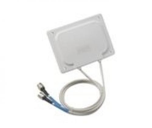 Cisco Aironet 7-dBi Diversity Patch Antenna antenna di rete 7 dBi RP-TNC cod. AIR-ANT5170P-R