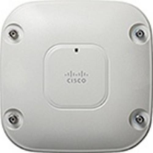 Cisco Aironet 2700e punto accesso WLAN 1300 Mbit/s Supporto Power over Ethernet (PoE) Bianco cod. AIR-AP2702E-UXK9
