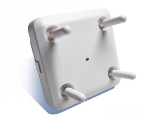 Cisco Aironet 2800e 2304 Mbit/s Bianco Supporto Power over Ethernet (PoE) cod. AIR-AP2802E-E-K9C