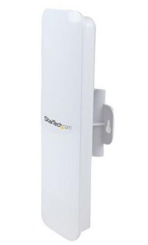 StarTech.com Punto di accesso Wireless-N 1T1R 150 Mbps per esterno - Punto di accesso WiFi con alimentazione PoE 802.11b/g/n 2,4 GHz cod. AP150WN1X1OE