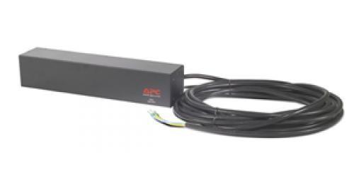 APC RACK PDU EXTENDER, BASIC, 2U, 32A, 230V, (4) IEC C19 unità di distribuzione dell'energia (PDU) Nero 4 presa(e) AC cod. AP7585