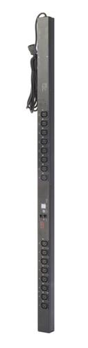 APC Rack PDU unità di distribuzione dell'energia (PDU) Nero cod. AP7950