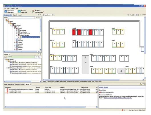 APC InfraStruXure Operations 10 Rack License cod. AP90010