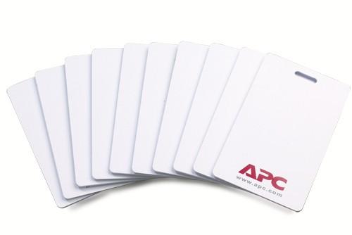 APC NetBotz HID Proximity Cards - 10 Pack smart card cod. AP9370-10