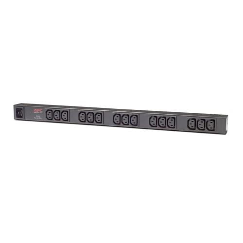 APC Basic Rack PDU AP9572 unità di distribuzione dell'energia (PDU) Nero cod. AP9572