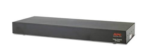 APC SmartSlot Triple Chassis Black - AP9604BLK